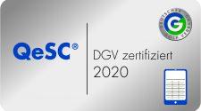 DGV_QeSC_2020 Logo